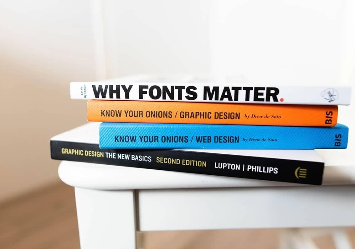 5 Redenen waarom typografie krachtig is